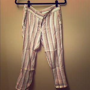 LOFT Linen Pant